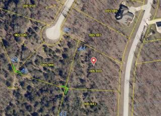 LOT 44 44 FOREST LAKE Drive, Branson West MO