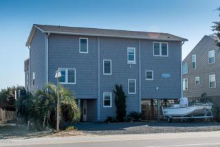 6715 West Beach Drive, Oak Island NC