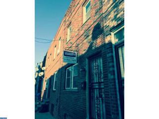 1415 South Ringgold Street, Philadelphia PA