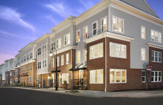 Crestwind Plan in The Heights at Main Street, North Brunswick, NJ