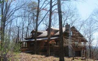420 Mull Drive, Mineral Bluff GA