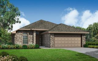 Avery Plan in Turtlewood, Midwest City, OK