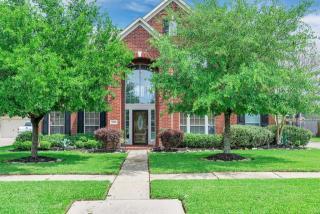 17814 Oakfield Glen Lane, Cypress TX