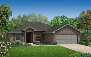 Carter Plan in Turtlewood, Midwest City, OK