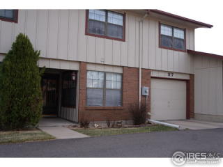 3405 West 16th Street #H- 37, Greeley CO