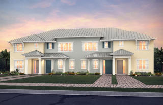 Magnolia Interior Plan in Parkview at Hillcrest, Hollywood, FL