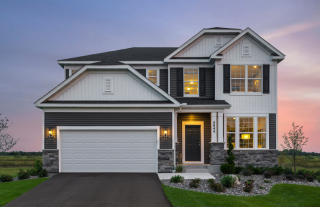 Mercer Plan in Linden Ridge- Expressions Collection, Lakeville, MN