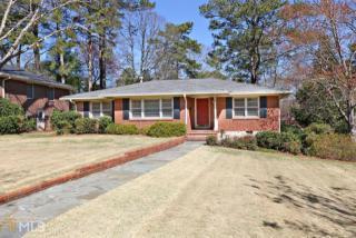 1495 Knollwood Terrace, Decatur GA