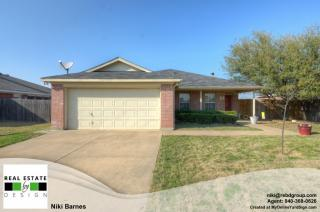 510 Lonestar Park Lane, Ponder TX