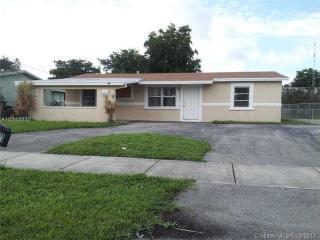 3570 Northwest 17th Street, Lauderhill FL