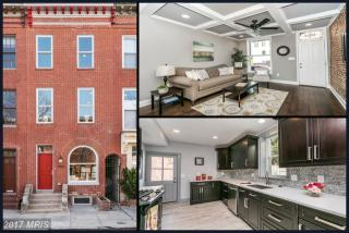 922 South Hanover Street, Baltimore MD
