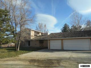 890 Washoe Drive, Carson City NV