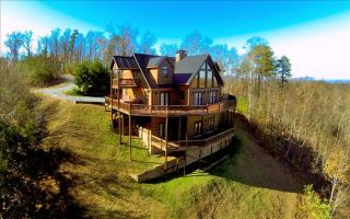 520 Timber Wood Drive, Blue Ridge GA