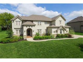 15341 Larsen Street, Overland Park KS