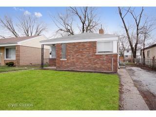 12621 South Elizabeth Street, Calumet Park IL