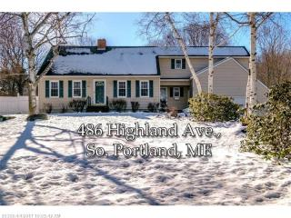 486 Highland Avenue, South Portland ME