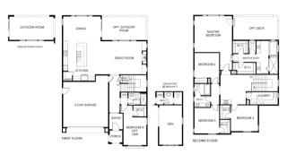 Residence 3 Plan in The Reserve, Hayward, CA