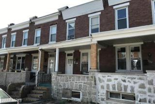 708 Oldham Street, Baltimore MD