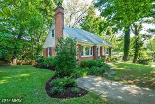 3601 Faircastle Drive, Chevy Chase MD