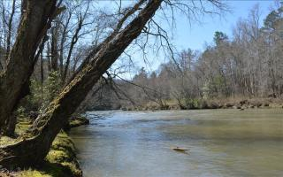 9.04 Ac River Chase Way, Mineral Bluff GA