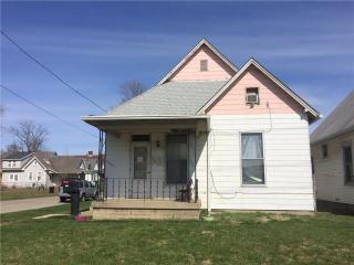 602 East Beecher Street, Indianapolis IN