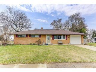 5801 Rousseau Drive, Dayton OH