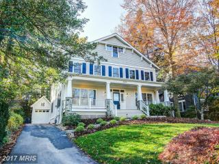 4000 Thornapple Street, Chevy Chase MD