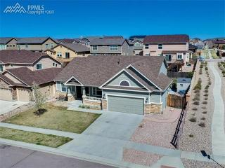 6317 Tenderfoot Drive, Colorado Springs CO