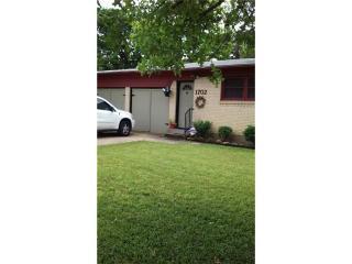 1702 Marie Lane, Irving TX