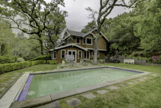 45 Evergreen Drive, Kentfield CA