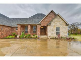 6401 Cedar Creek Drive, Jones OK