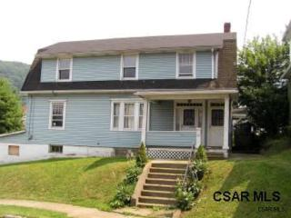 321 Clay Street, Johnstown PA