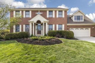 8885 Glassford Court North, Dublin OH