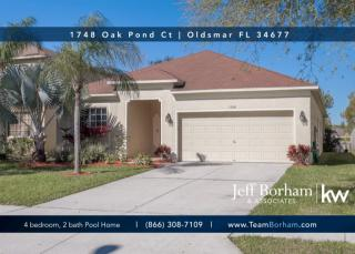 1748 Oak Pond Ct, Oldsmar, FL