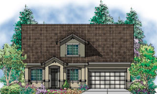 Antara Plan in Ovation, Fairfield, CA