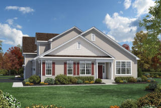 Acorn Elite Plan in Regency at Prospect, Prospect, CT