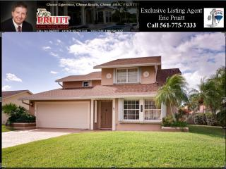1137 Rainwood Circle West, Palm Beach Gardens FL