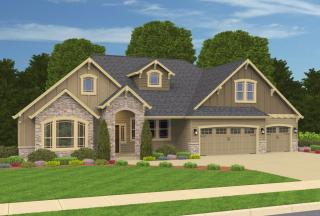 Sycamore Plan in Glenwood Pointe, Vancouver, WA