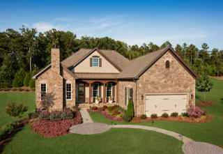 Waverly Plan in Regency at Palisades, Charlotte, NC