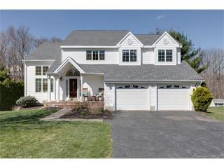 201 Whitewood Drive, Rocky Hill CT