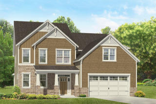 Potter Craftsman Plan in Hanover Reserve, Wilmington, NC