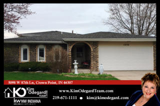 5098 West 87th Lane, Crown Point IN