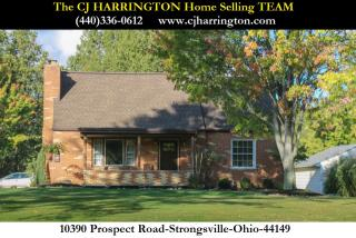 10390 Prospect Road, Strongsville OH
