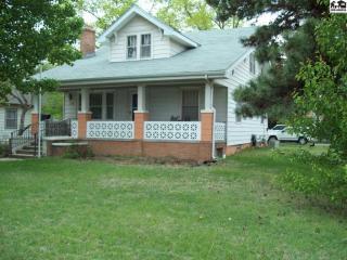 1221 East Kansas Avenue, McPherson KS