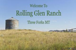 89 Rolling Glen Loop, Three Forks MT
