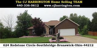 624 Redstone Circle, Brunswick OH