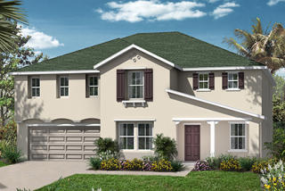 The Livingston Plan in Bartram Creek - Executive Series, Jacksonville, FL