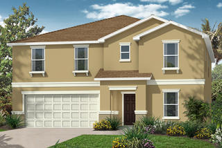 Plan 3203 in Wild Fern Village at Trinity Lakes, Trinity, FL