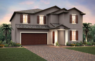 Sandhill Plan in Lakeshore at Narcoossee, Saint Cloud, FL