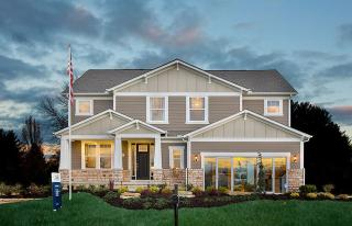Maple Valley Plan in Celtic Crossing, Dublin, OH